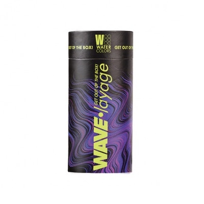 Watercolors Wave-Layage